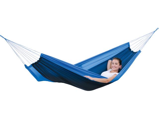 Amazonas Silk Traveller Light Hangmat, blauw